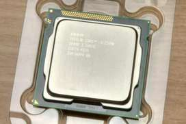Intel i5 2nd gen 2500s with HD graphics