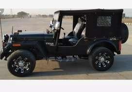 Modified turbo jeep