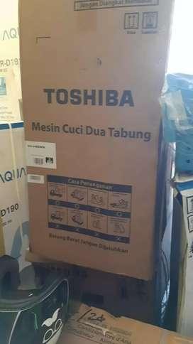 Mesin cuci toshiba 8.5 kg