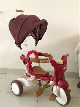 Sepeda anak Tricycle iimo II
