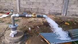 (BENI BOR) Jasa sumur bor bersih Pekanbaru dan service pompa air