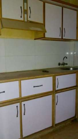 Newly renovated portion for rent new kitchen