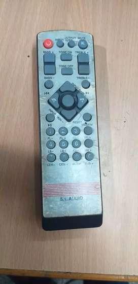 5.1 amplifier remote kit