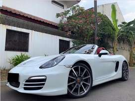 DP325JT- Boxster 2.7 Full Option 2014/2013 Limited SportExhaust Cayman