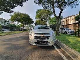 Chevrolet Spin LTZ(tipe tertinggi) AT 2013, avanza mobilio xenia