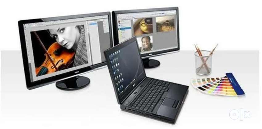 """Dell/M4600/Core i7 2nd Gen/8Gb Ram/256Gb Ssd/15.6"""" FHD Display"""