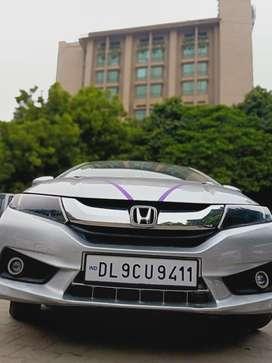 Honda City 1.5 V Manual, 2015, CNG & Hybrids