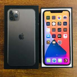 iPhone 11 Pro max 256GB ( one year one month old )