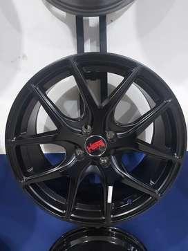 For Sale Velg HSR R17 for Jazz,Mobilio,freed,swift,yaris,sirion,sigra,