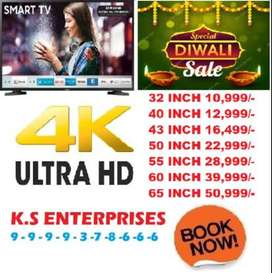 Happy diwali looto offer 70% off 40 inch full smart full android led