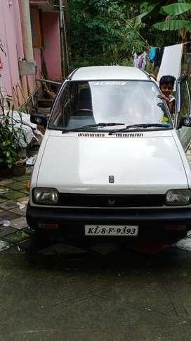 Maruti Suzuki 800 1992