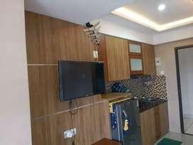 Disewa Apartemen Grand Asia Afrika GAA 2BR 2KT Furnish Dkt Tera Braga