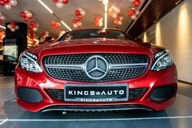 Mercedes-Benz New C-Class Cabriolet C 300, 2018, Petrol