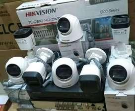 CCTV DENGAN KAMERA KUALITAS YANG SANGAT BAIK Se Bekasi