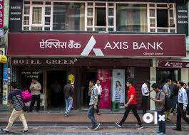 Need Candidates field executive New Opening AXIS BANK 0