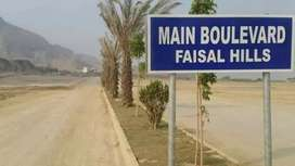 25*50 B & C block plots for sale at Faisal Hills