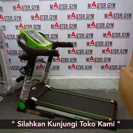 Alat Fitness Treadmill Electrik MG/920 - Kunjungi Toko Kami