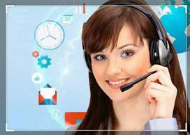 Hindi call center only for girl's