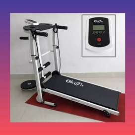 treadmill manual 5fungsi CT-675 Ii sepeda statis