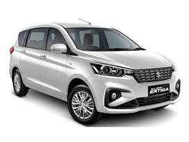 ERTIGA TAXI AVAILABLE AT LOW RATES/KM