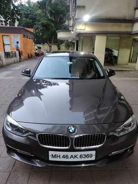 BMW 3 Series 320d Luxury Plus, 2014, Diesel