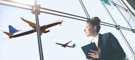 Urgent hiring for Cashier / Ground Staff at Dehradun Airport