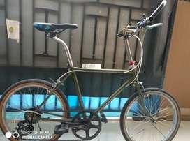 Sepeda Balap Roadbike 20 inch Minivelo