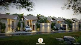 Bhumi Villa Di Ubud Minimalis full furnished