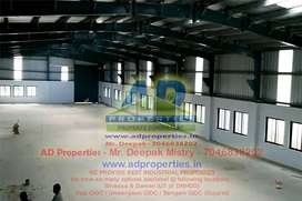 27000 Sq. Ft. Factory for Rent in Silvassa