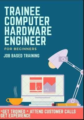 Trainee Computer Hardware Engineer