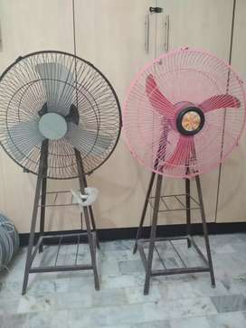 DC Fan with stand