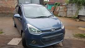 Grand i10 asta top class Manipur number with double key very good cond