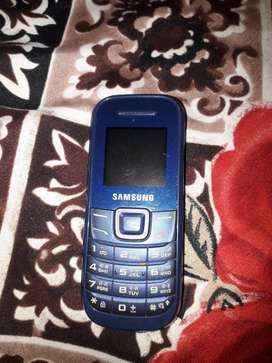 Samsung guru 1200 A1 Condition with slip 2 months old(new product)