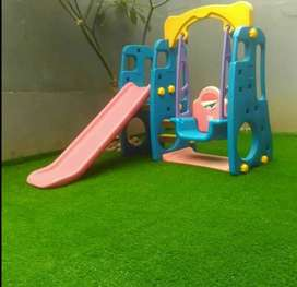 Fantastics Artificial Grass Rumput Sintetis-Green Taman