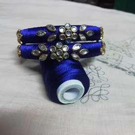 Silkthread Bangles