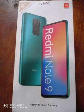 Redmi note 9 price 10500