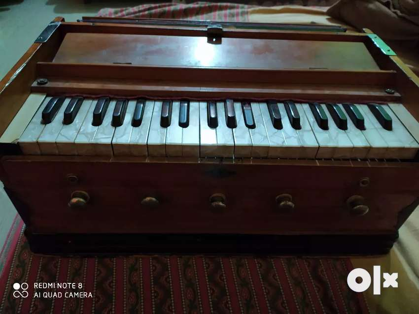 Bass male Harmonium in a very good condition 0