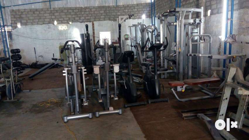 25 gym and cardio sets for sale starting 1 5 laks 0