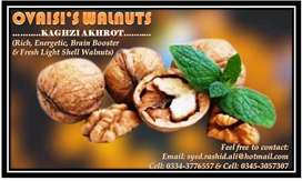 Fresh & Delicious Dry Fruits (Walnuts/Honey)