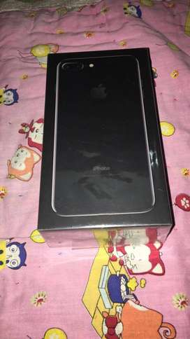 iphone 7 plus 64gb with Bill box