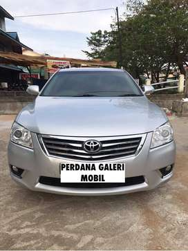 Toyota New Camry 2.400cc tipe G Automatic 2010 Silver Metalik