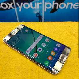 Samsung s6 edge gold 9 month old