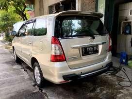 Toyota Kijang Innova/ Inova G Manual Tahun 2012 Orisinil , 2013/ 2014