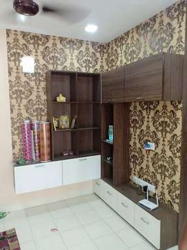 2 bedroom fully furnished flat for sale in shapoorji
