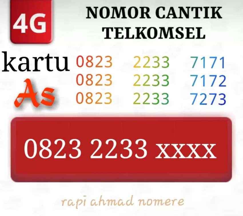 Nomor selingkuhan halal - Kartu As nomor cantik telkomsel 0