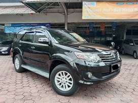 Fortuner G AT 2012 #THRmobil88