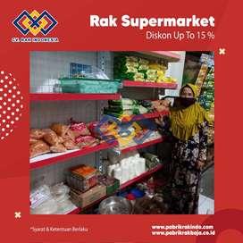 Rak Toko Rak Minimarket Rak Gondola Rak Gudang Meja Kasir