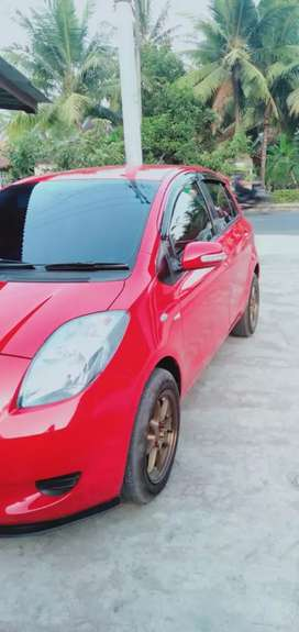 Toyota yaris AT 2008