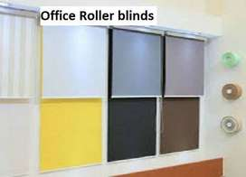 roller blinds  (cover your Home & office window blinds)