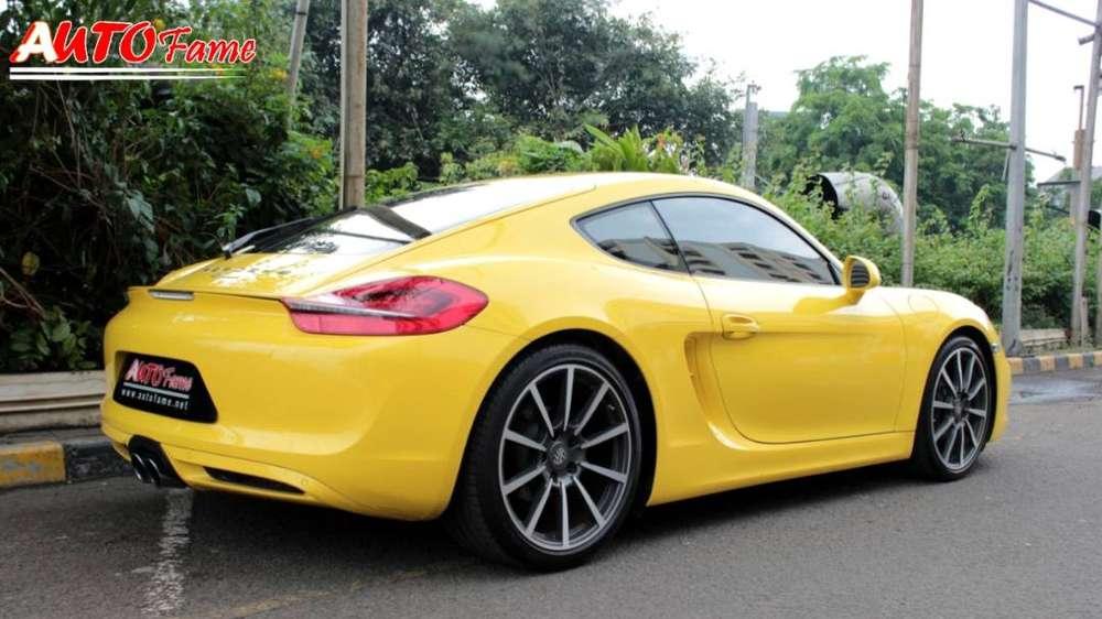Porsche Cayman 2.7 Sport Exhaust Burmester Audio NIK 2013 LOW KM !!!